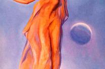 Danza Cosmica cm 60×60