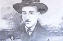 Il Giovane Fernando Pessoa cm35x50