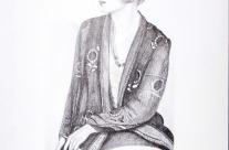 Tamara Lempicka cm35x50