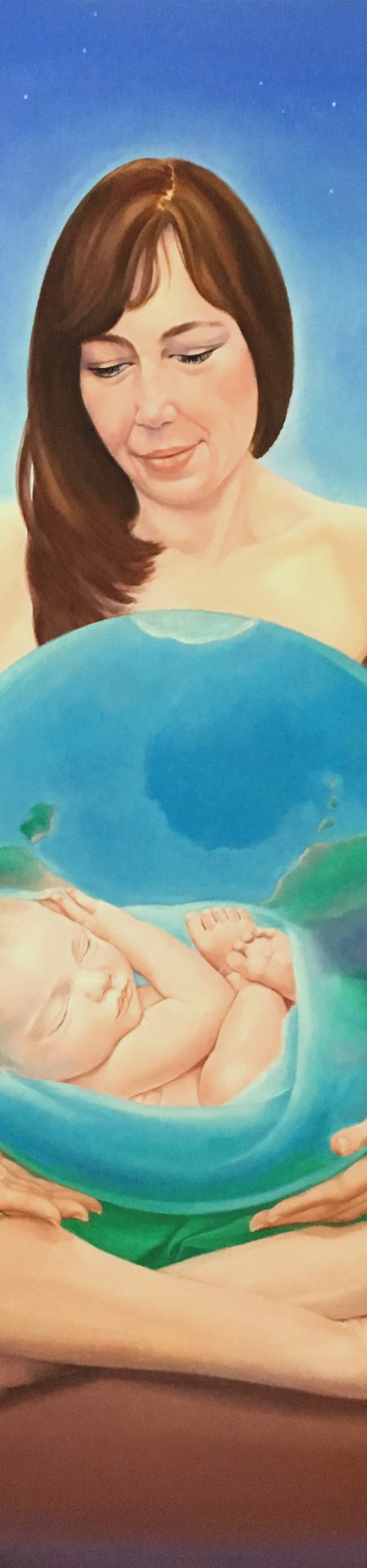 Serie Nuova Terra-Creazione